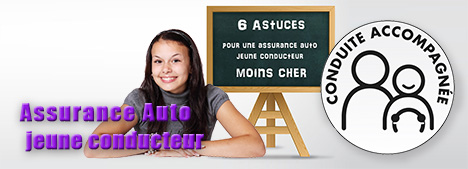 assurance auto jeune conducteur