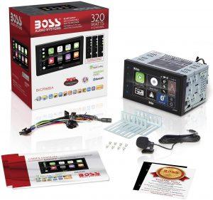 BOSS Audio Elite Lecteur DVD pour voiture Apple CarPlay - BVCP9685A
